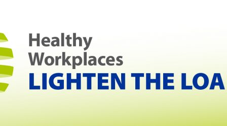 ECU is official partner in EU's healthy workplaces campaign
